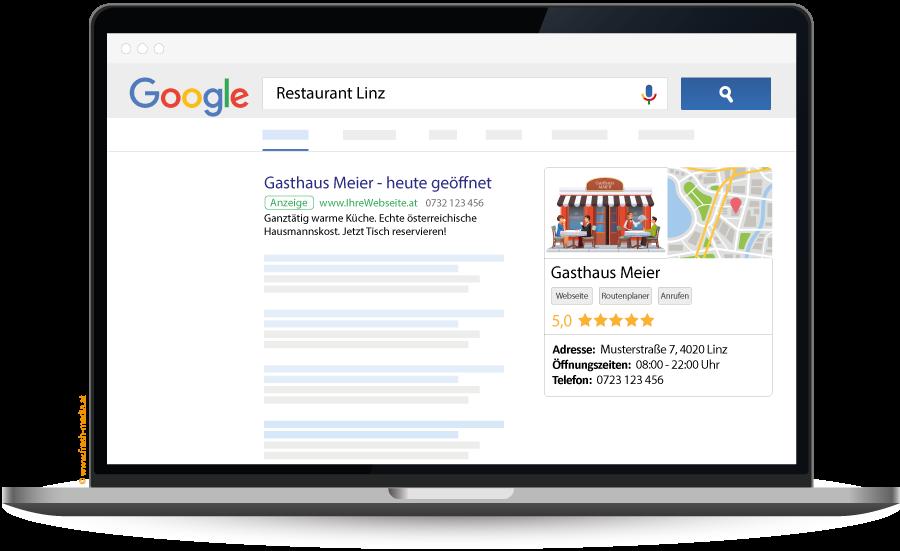 Google Werbung mit Google Ads
