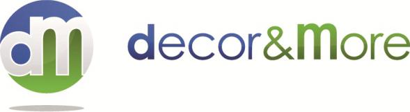 Logogestaltung für Decor & More